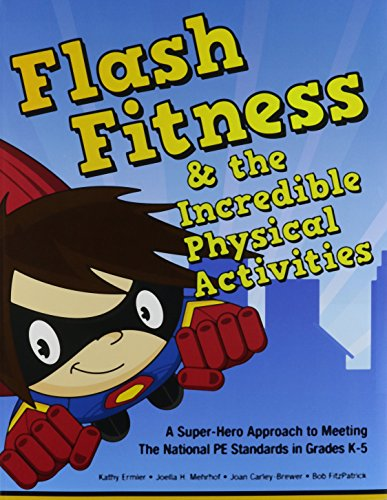 9780883149485: Flash Fitness & the Incredible Physical Activities