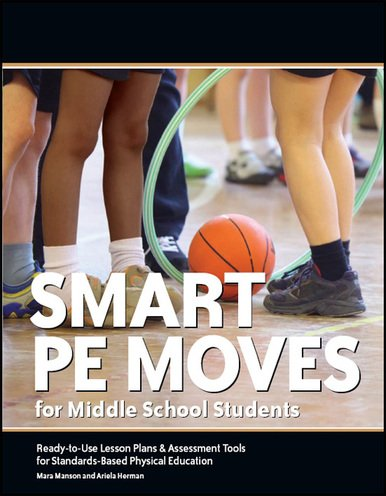 9780883149492: Smart Pe Moves for Middle School Students