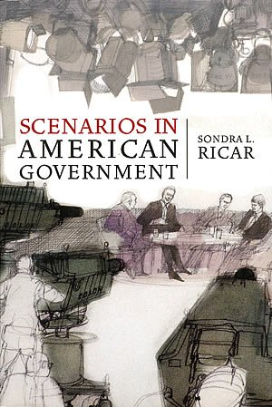 9780883165799: Scenarios in American Government