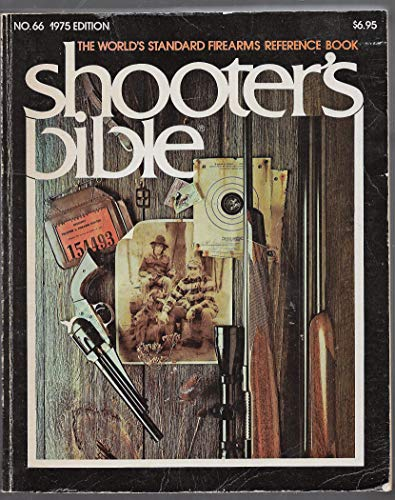 Shooters Bible 66 1975 Edition: Stoeger Publishing