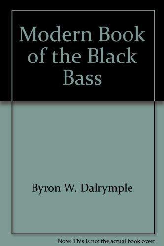 9780883170601: Modern Book of the Black Bass