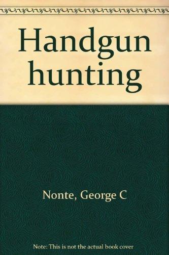9780883170700: Handgun hunting