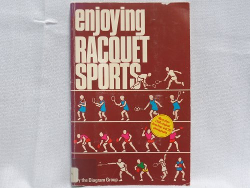 9780883171004: Enjoying Racquet Sports (Pddngtn)