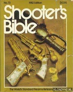 Shooter's Bible 1982: Scott, Robert F.--Editor