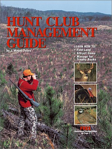 9780883172520: Hunt Club Management Guide