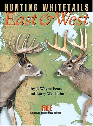 9780883172537: Hunting Whitetails East & West (Hunting & Shooting)