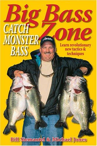 9780883173138: Big Bass Zone: Catch Monster Bass
