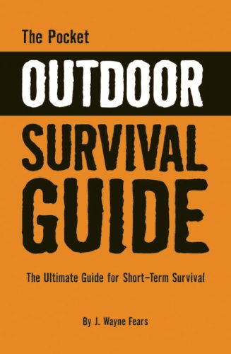 9780883173336: The Pocket Outdoor Survival Guide: The Ultimate Guide for Short-Term Survival