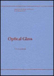 9780883185063: Optical Glass (AIP Conference Proceedings (Numbered))