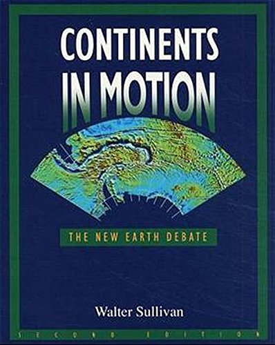 9780883187036: Continents in Motion