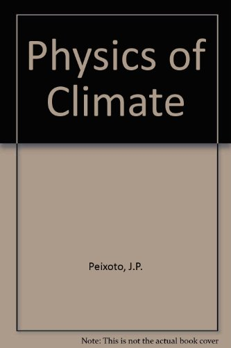 9780883187111: Physics of Climate