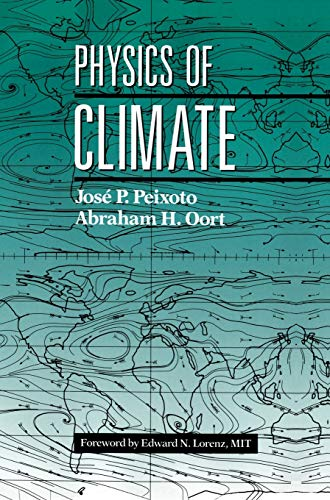 9780883187128: Physics of Climate