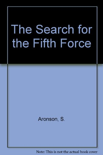 9780883188675: The Search for the Fifth Force
