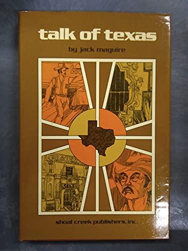 9780883190142: Talk of Texas