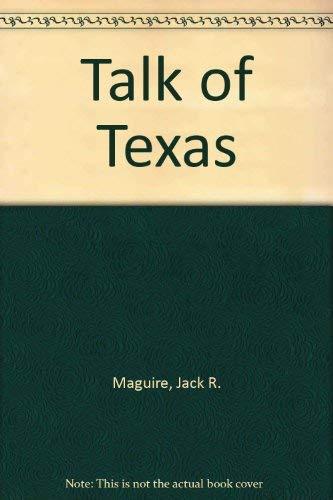 9780883190463: Talk of Texas