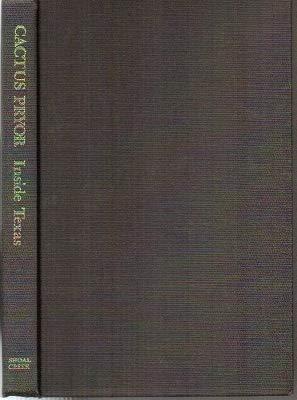 Inside Texas Commentaries from KLBJ-AM, Austin,Texas: Pryor, Cactus (Walter