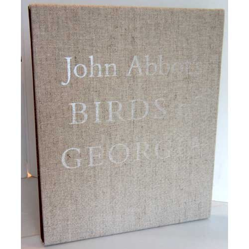 9780883220405: John Abbot's Birds of Georgia: Selected Drawings from the Houghton Library, Harvard University