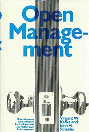 9780883260814: Open Management