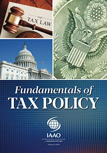 9780883291887: Fundamentals of Tax Policy