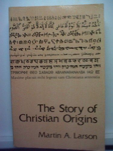 9780883310908: Story of Christian Origins