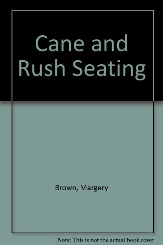 9780883320754: Cane and Rush Seating
