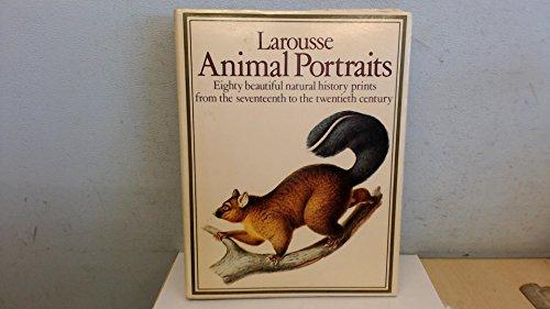 9780883320761: Larousse Animal Portraits