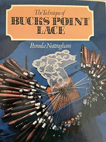 Technique of Bucks Point Lace: Matcham&