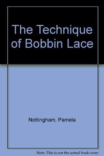 9780883322765: The Technique of Bobbin Lace