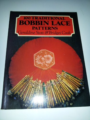 9780883322901: 100 Traditional Bobbin Lace Patterns