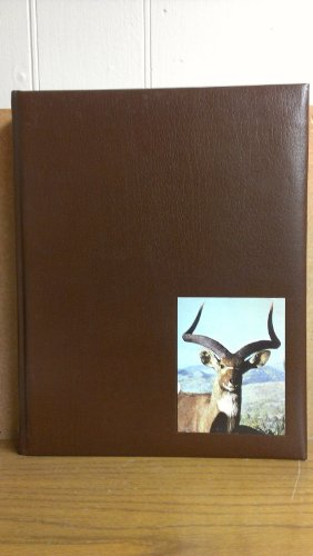 Encyclopedia of Big Game Animals in Africa: With Their Trophies: Fiorenza, Pierre
