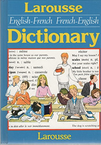 Larousse English/French French/English Dictionary for Beginners: Fonteneau, Marthe; ...