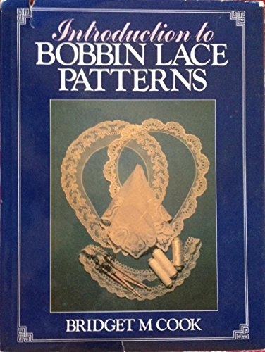 9780883323649: Introduction to Bobbin Lace Patterns