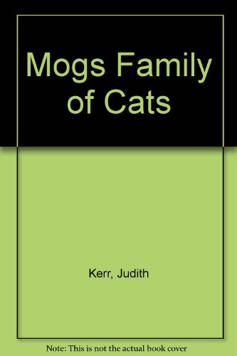 9780883324486: Mogs Family of Cats