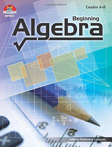 9780883359907: Beginning Algebra