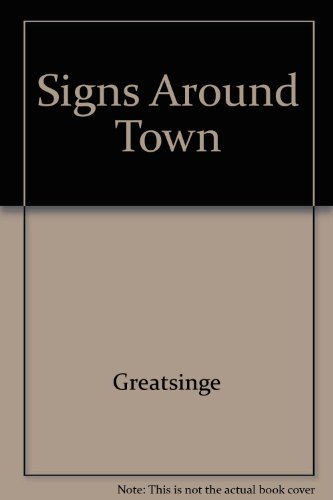 9780883364420: Signs Around Town (Practice in Survival Reading)