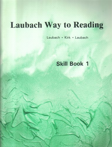 9780883369012: Laubach Way to Reading, Skill Book 1: Sounds and Names of Letters