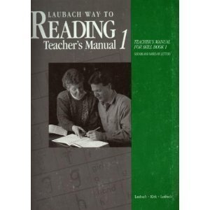 9780883369111: Laubach Way to Reading Teachers Manual for Skill Book 1