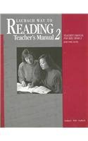 Laubach Way to Reading Teacher's Manual for Skill Book 2 (Short Vowel Sounds, Book 2): Laubach...