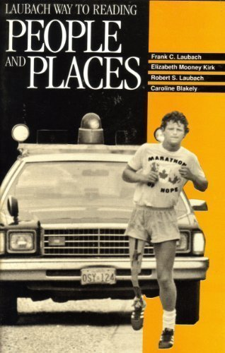 9780883369241: People and Places (Laubach Way to Reading)