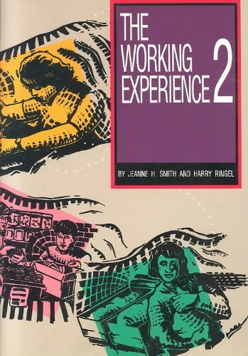 Working Experience 2: Jeanne H. Smith Harry Ringel
