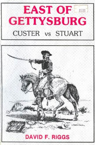 9780883422083: East of Gettysburg: Custer Vs Stuart