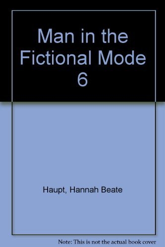 9780883430415: Man in the Fictional Mode (Man Literature Series)