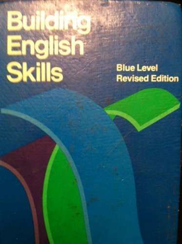 Building English Skills : Blue Level: Writing Improvement Project Staff