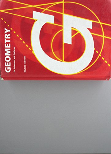 9780883439166: Geometry: For Enjoyment and Challenge