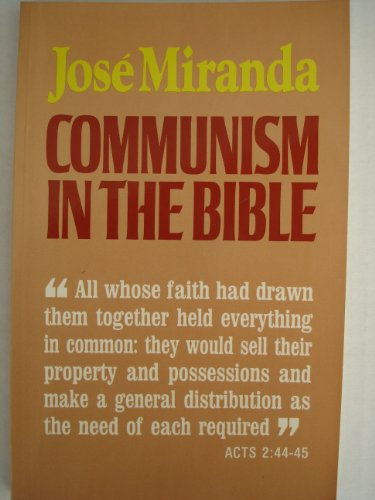 9780883440148: Communism in the Bible