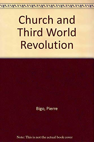 9780883440728: The church and Third World revolution