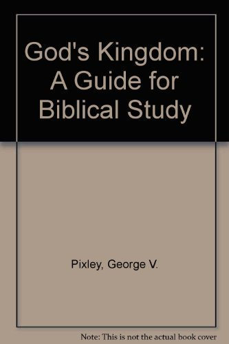 9780883441565: God's Kingdom: A Guide for Biblical Study