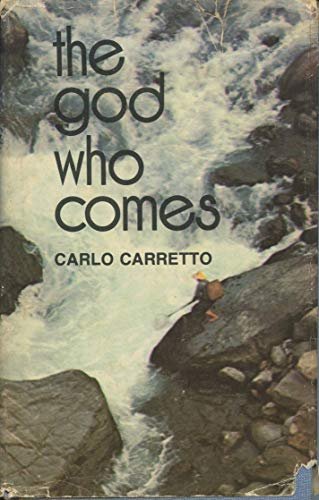 9780883441640: The God Who Comes