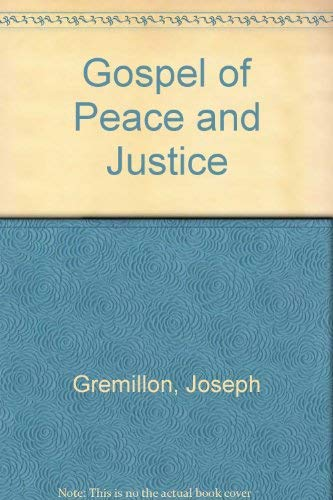 9780883441657: Gospel of Peace and Justice