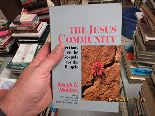 9780883442425: The Jesus community: Reflections on the Gospel for the B-cycle